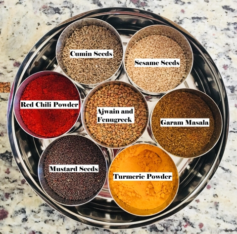 Indian Healing Spices