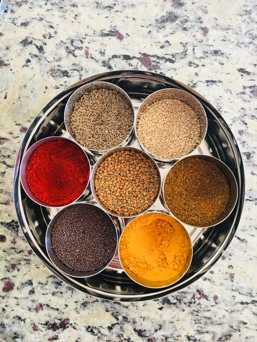 Indian spices that aid digestion